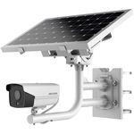 DS-2XS6A25G0-I/CH20S40(2.8mm) CAMERA 2MP KIT ALIM SOLAIRE IP67 EXIR 30M 4G IR 30