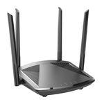 ROUTEUR WIFI6 AX1500 1PORT WAN GIGA  3 PORTS LAN DUAL RADIO / AVEC ANTENNES EXTERNES WPA3