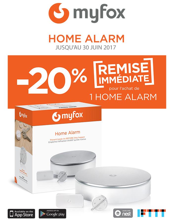 Actn promotions nouveaut s - Myfox home alarm ...